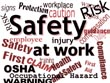 safety keywords - powerpoint graphics
